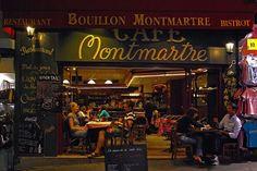 Love part of Paris Montmartre.