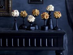 The Halloween entertaining experts share a recipe for popcorn balls sure to please trick-or-treaters or Halloween party guests.