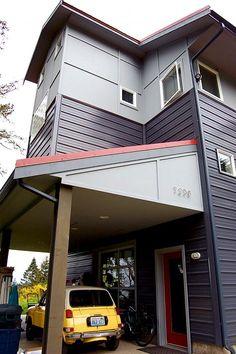 SEATTLE: Jessica Lynch's Home 10/7/2011 via @Design*Sponge