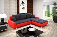 Moderní sedací souprava Ado mini Outdoor Sectional, Sectional Sofa, Couch, Outdoor Furniture, Outdoor Decor, Home Decor, Modular Sofa, Decoration Home, Corner Sofa