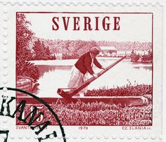 32401991-SWEDEN-CIRCA-1979-A-stamp-printed-by-SWEDEN-shows-idyllic-view-of-the-Gota-Canal-Lock-Guard-from-Rik-Stock-Photo.jpg (1300×1113)