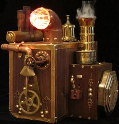 Steam Powered PC Hard Drive. Epic.