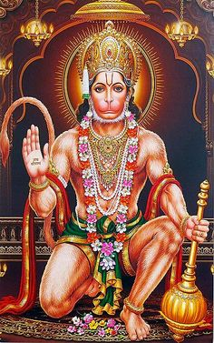 Ram Bhakt Hanuman - Hindu Posters (Reprint on Paper - Unframed) Hanuman Images Hd, Hanuman Ji Wallpapers, Shiva Parvati Images, Ganesh Images, Ganesha Pictures, Hanuman Jayanthi, Hanuman Pics, Durga, Lord Hanuman Names