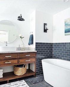 "5,922 Likes, 30 Comments - NORDIK SPACE (@nordikspace) on Instagram: ""Pretty looking bathroom. via @idem.as #scandinavian #interior #homedecor #simplicity #bathroom"""