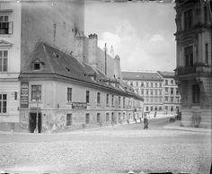 Leopoldstadt - Ferdinandstraße - 1913 Scenery Pictures, Vienna Austria, American History, Survival, Louvre, City, Building, Travel, Image