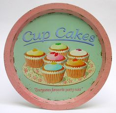 Cupcake tray by Martin Wiscombe