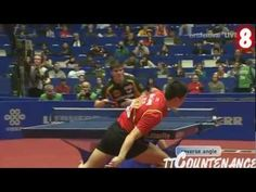 Best Table Tennis Shots of 2012 (XMAS Edition)