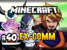MECHA FRIEZA & KING COLD - Minecraft: Ex-Comm Dragon Ball Z Mod w/Nova, SSoHPKC & Slyfox Ep.40
