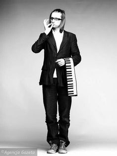 Leszek Możdżer (born as Lesław Możdżer on the 23rd of March 1971, in Gdańsk) is a Polish jazz pianist, music producer and film music composer   #Poland #Polish_music #Polish_composers #Polish_musicians #Leszek_Mozdzer