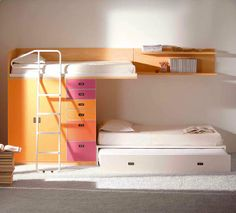Very cool bunkbeds
