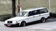 Volvo 240 gl wagon #Saab #BornFromJets #Rvinyl =============================== https://www.rvinyl.com/Saab-Accessories.html