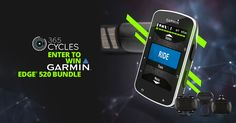 Enter your email address below to win a brand new Garmin Edge 520 Bundle.  Want to increase your chances?  Share with a friend and earn additional chances to enter!
