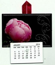crocus calendar 2014 | Paulines Passions MISI Handmade Shop