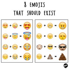 8 Emojis That Should Exist. Is there somewhere we can petition for these to be added?!