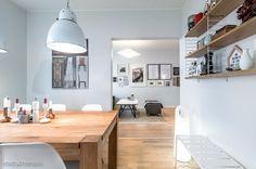 Dining room shelf