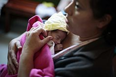 Premature babies whose parents spent at least eight hours at the hospital each day gained more weight and were more likely to be breast-fed at the time of their discharge from the hospital compared to those whose parents were less involved.