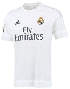100% Authentic Adidas Junior Kids Real Madrid Home Jersey 2015- 2016 a243ee681