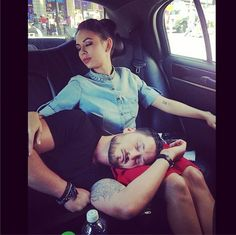Janel Parrish & Val Chmerkovskiy May Be The New Maks & Meryl Of 'DWTS'