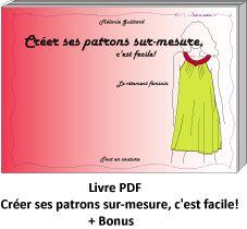 TRACER LE PATRON D'UNE ROBE FLUIDE | TOUT EN COUTURE