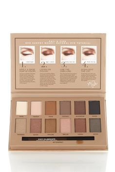 I cannot say enough about her eyeliner!! Pati Dubroff Perfect Palette on HauteLook