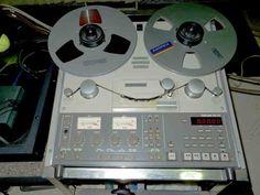 Tape recorder TASCAM BR20 (2 Channels).100v