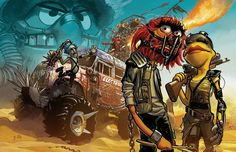 Mad Max: Muppet Road - Boing Boing