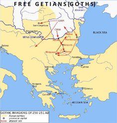 – Wikipédia, a enciclopédia livre History Of Romania, Medieval, Roman Legion, History Page, French History, Ephesus, Roman Emperor, Black Sea, Barbarian
