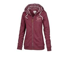 Heritage Zip Thru Hoody An absolute classic that comes in 3 colours. It's also slim fitting for a feminine feel. #designforeveryday