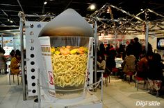 This ramen museum is one of the strangest museums in the world
