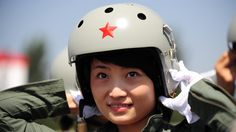 nice China mourns first female J-10 pilot after death in training Check more at http://www.globaldiscuss.com/china-mourns-first-female-j-10-pilot-after-death-in-training/