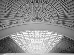 ideas that changed architecture #12 - dome  Pier Luigi Nervi and the eggshell dome