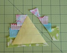 Great way to piece a quilt.  http://crazymomquilts.blogspot.com/2011/04/living-up-to-my-blog-name.html