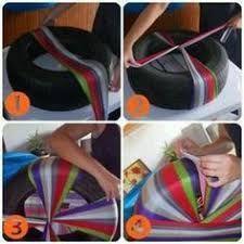 Resultado de imagem para pufes coloridos e estampados
