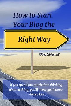 Starting a new blog is exciting! How to start a blog the right way for you… Make Money Online, How To Make Money, News Blog, How To Start A Blog, Blogging, Explore, Exploring