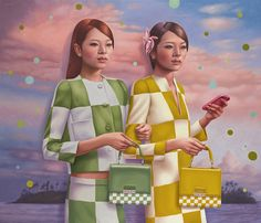3. Surreal and Strange Paintings by Alex Gross