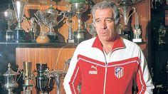 El Atletico de MAdrid se acordara de Luis Aragones en la final de la champions league de futbol el proximo sabado 24 de mayo