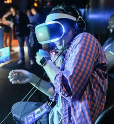 483359396128 Sony rebrands Project Morpheus VR headset into PlayStation VR