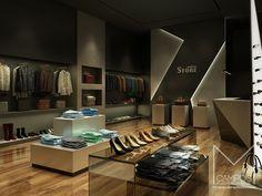 Miriã Campos | Arquitetura • Design • Maquete Eletrônica 3D | Design de interiores projeto comercial loja roupas e acessórios – Projeto e Maquete eletronica 3D – Belo Horizonte BH – Miriã Campos MCampos arquitetura