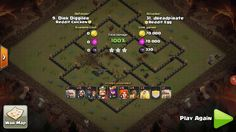 Proudest CoC win yet [goal]