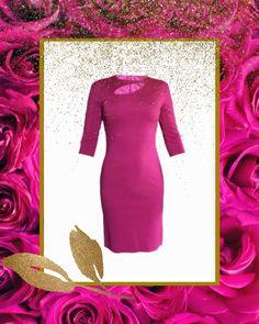 Fashion Deals, Women's Fashion, Cutout Dress, Sheath Dress, Versace, Fashion Dresses, Clothes, Collection, Tall Clothing