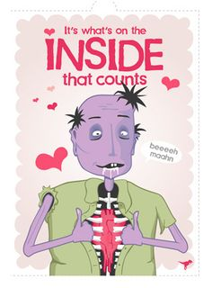 Zombie Valentineu0027s Day Card For Your Undead Loved One