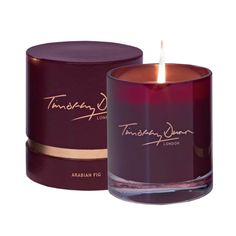 Discover the Timothy Dunn Arabian Fig Luxury Candle at Amara