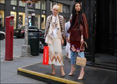 The Urban Vogue: Outside Fanelli….Prince and Mercer….SOHO….Manhatta...