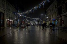Piotrkowska Night... ready for new year 2015