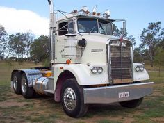 1965 KENWORTH S with G.M. motor.....      click here to find out more http://www.allaboutallaboutallabout.com/