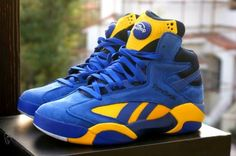 Reebok Pump Shaq Attaq X Packer Shoes - SNEAKERS ADDICT
