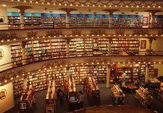 Nog meer mooie boekenwinkels