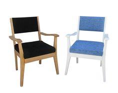 Scaun Manu  - Mobirom Romania. Wooden chairs supplier Wooden Chairs, Romania, Accent Chairs, Furniture, Home Decor, Wood Chairs, Upholstered Chairs, Decoration Home, Room Decor