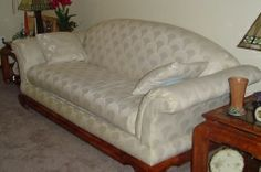 Upholstered Furniture Tip Of The Month: How To Get Rid Of Musty Smells