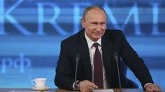 Putin Long Dead Says Ex-Wife (Video)